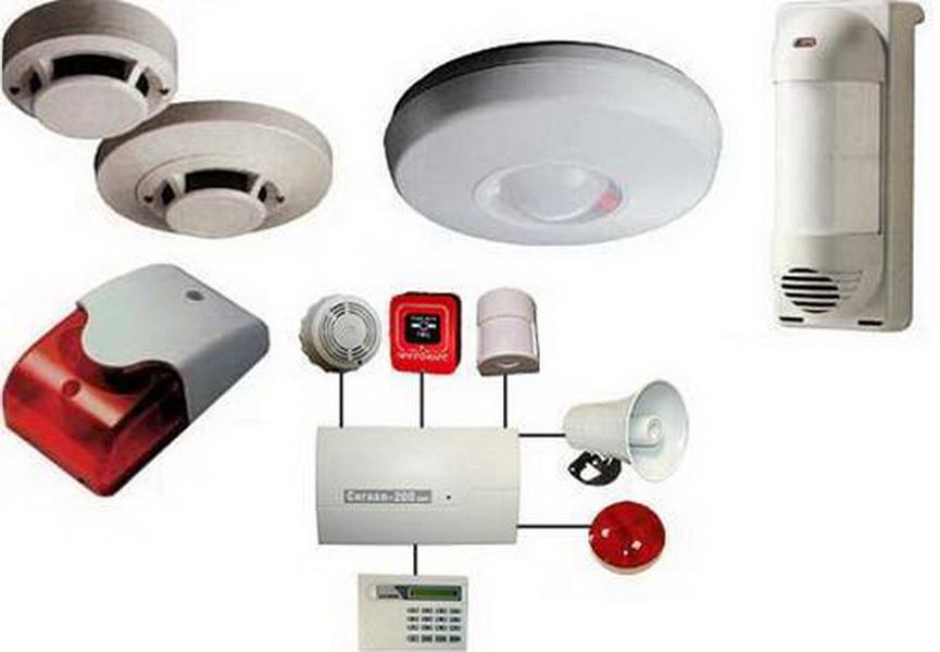 Охранные системы для дома с видеонаблюдением